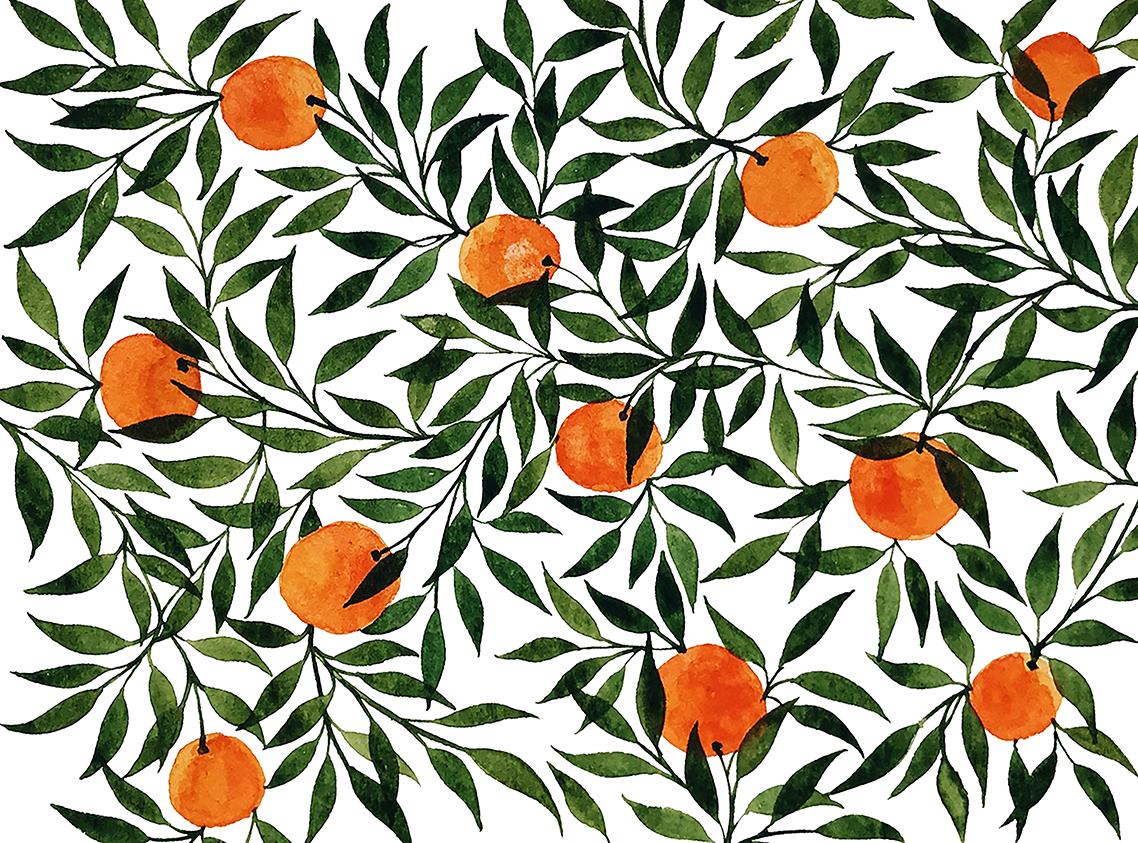 claudiaiarca_orangepattern